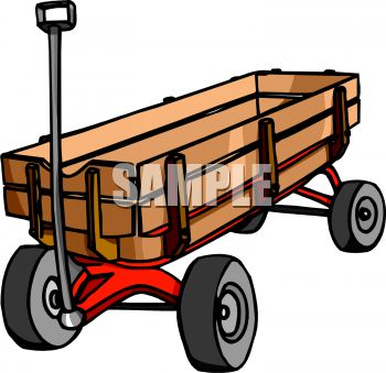350x339 Cart Clipart Wagon