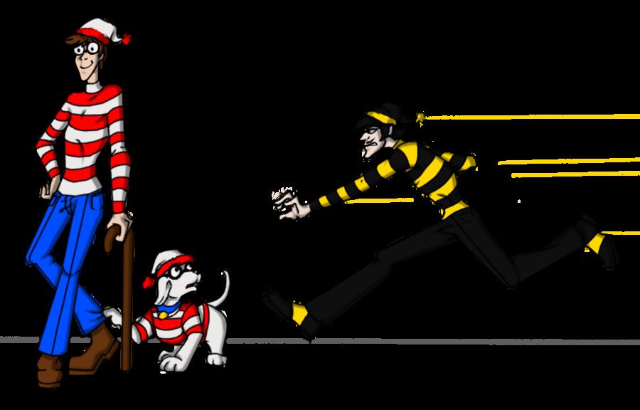 900x576 Fan Waldo And Odlaw By Illiobillium