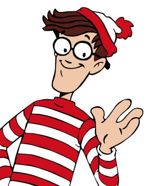 482x600 Where's Waldo 2016 Bookshop West Portal