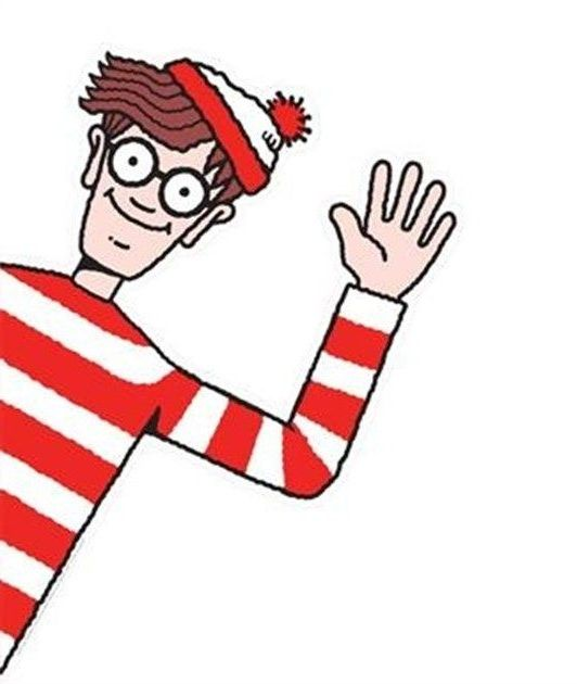 532x630 Another Waldo