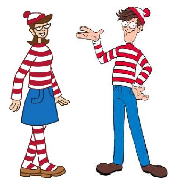 1138x1251 Clip Art Waldo Clip Art