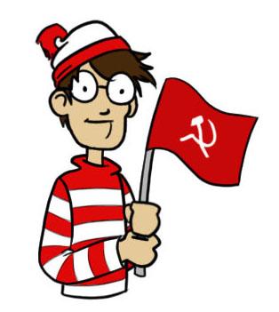 314x351 Communist Waldo By Immer