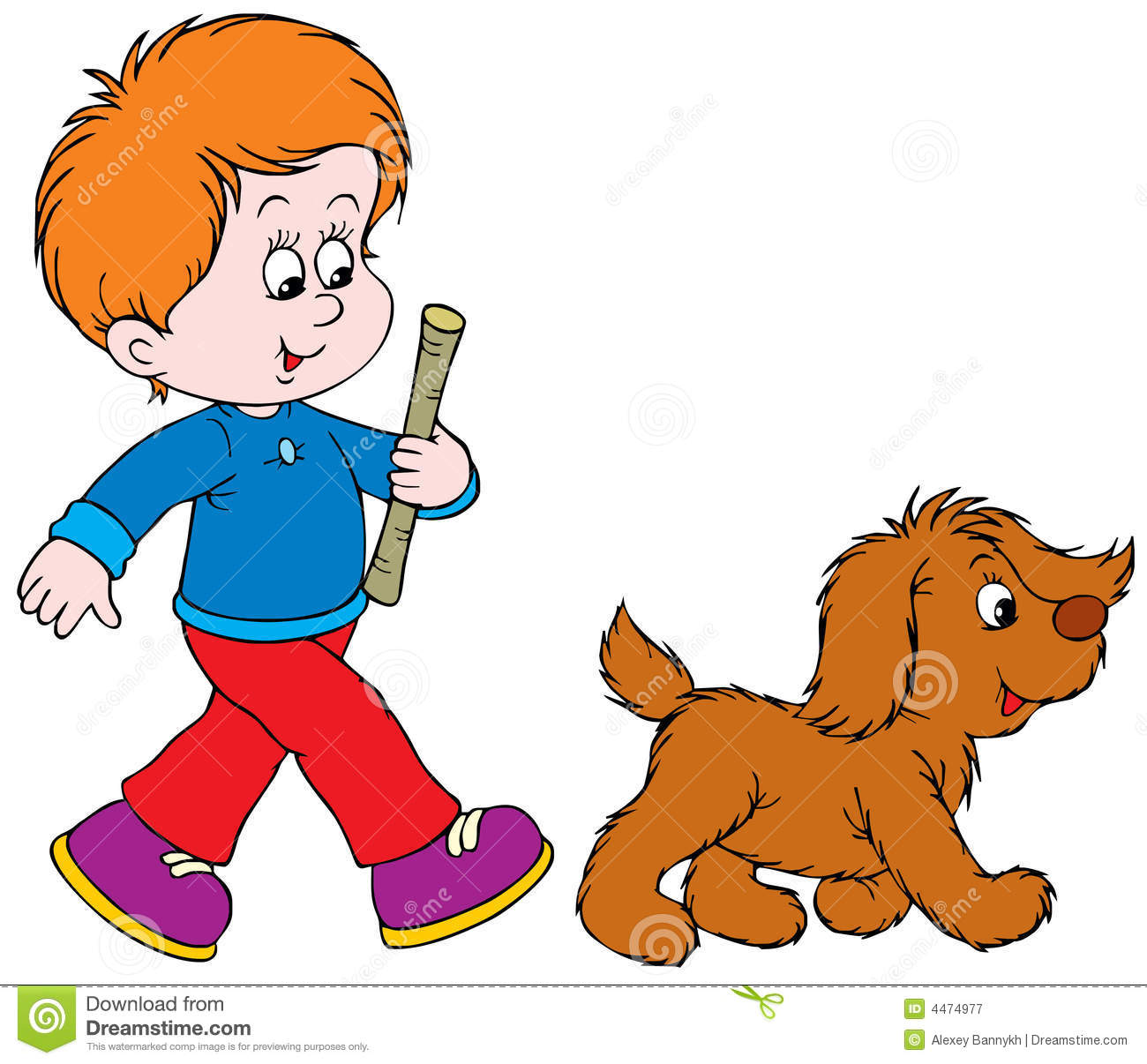 1300x1206 Boy Clipart Walking Dog