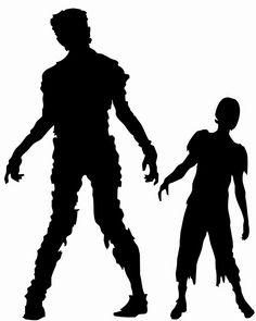 236x295 The Walking Dead Clipart Halloween Zombie