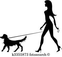 209x194 Walking Dog Clipart Vector Graphics. 5,740 Walking Dog Eps Clip