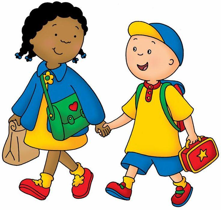 736x702 Child Walking To School Clipart