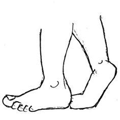 236x236 Walking Feet Clip Art Clipart Panda