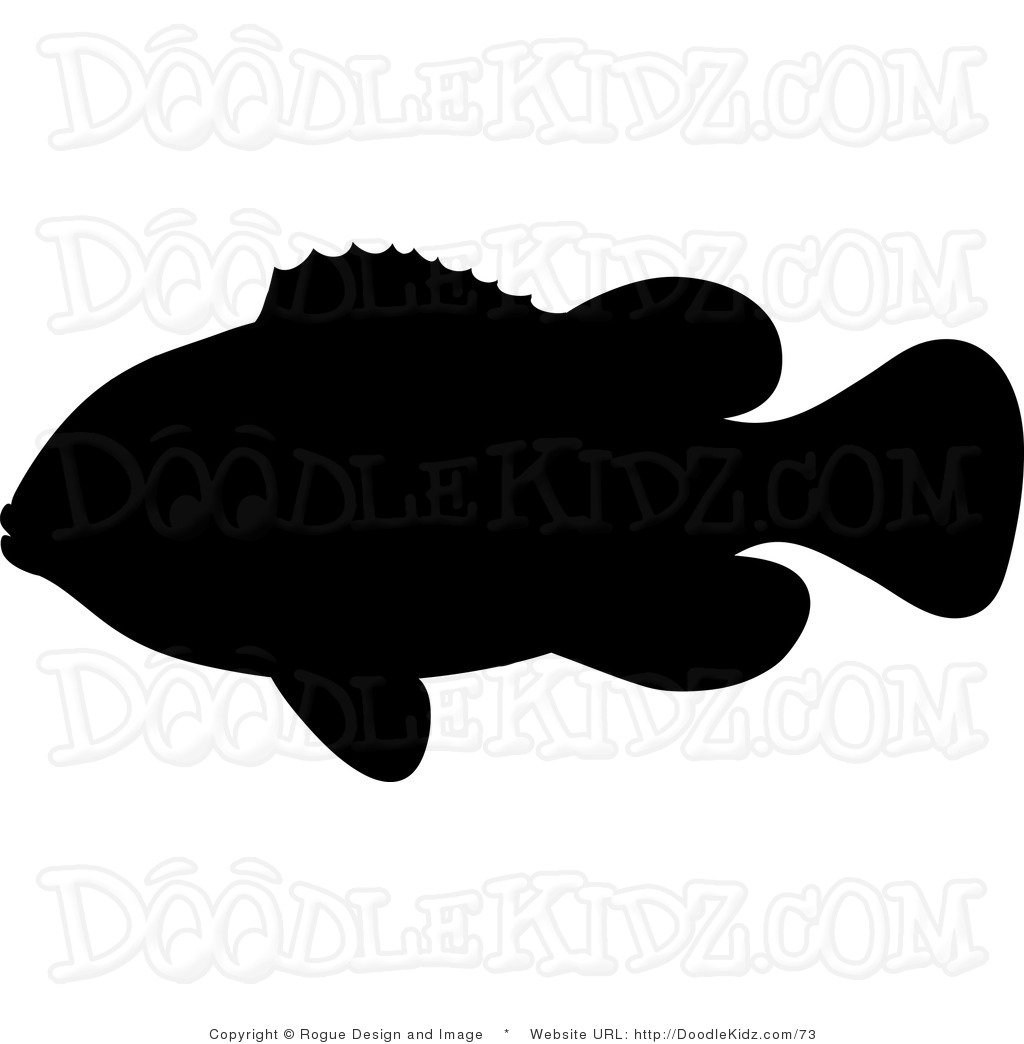 1024x1044 Shadow Clipart Fish