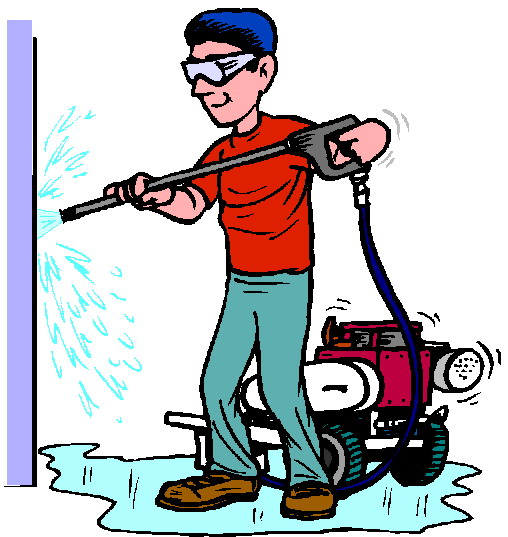 508x537 Clip Art Of Cleaning Walls Clipart Kid