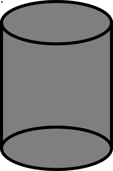 390x592 Cylinder Clip Art