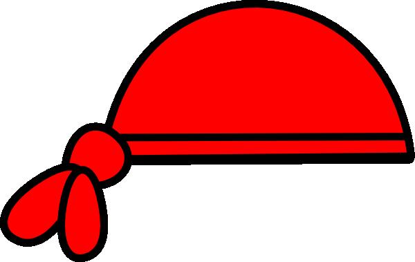 600x379 Red Bandana Clip Art