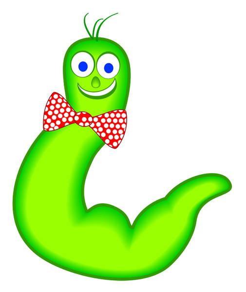 505x600 Worm Clip Art Free Clipart Images 5