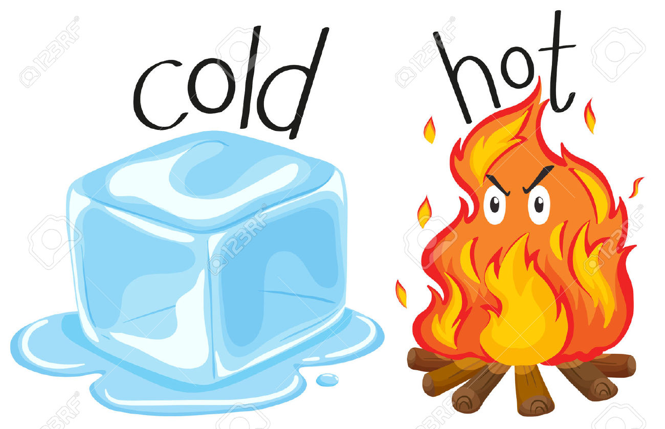 1300x839 Cold Clipart Hot And Cold