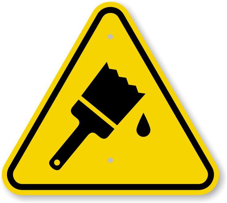 Warning Sign Clipart