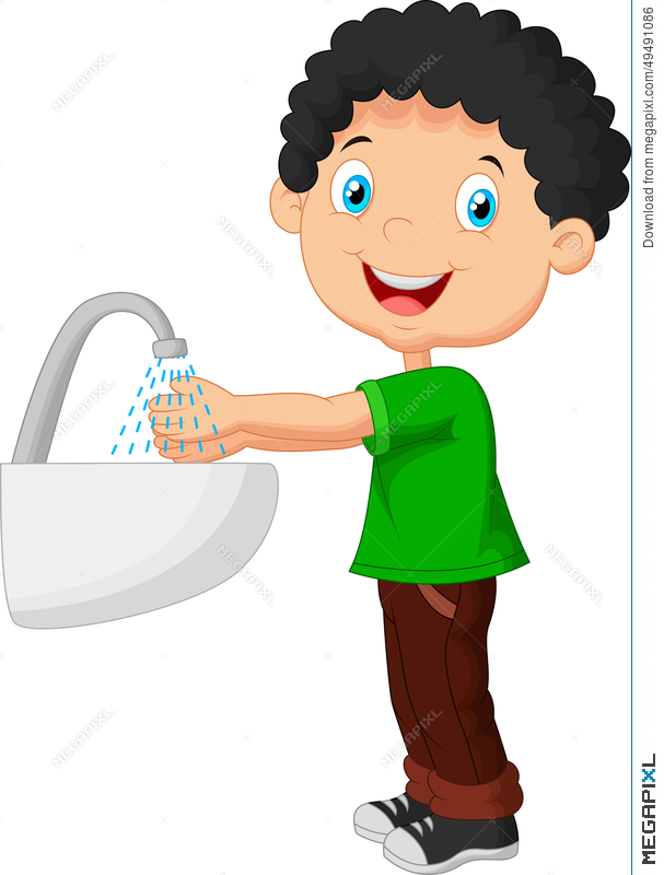 Washing Hands Clipart | Free download on ClipArtMag