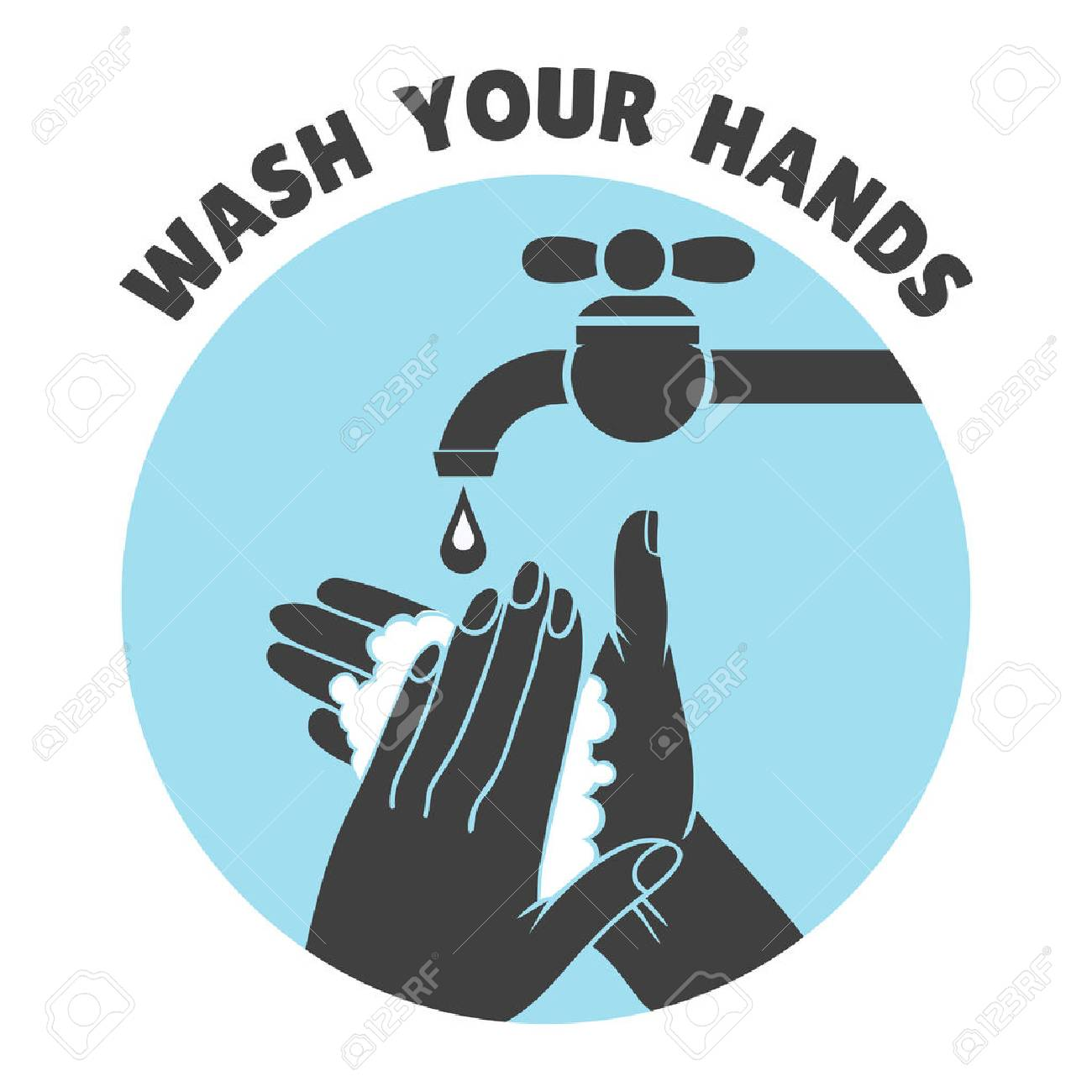 1300x1300 Hand Washing Picture Diagram Active Directory Diagram Example