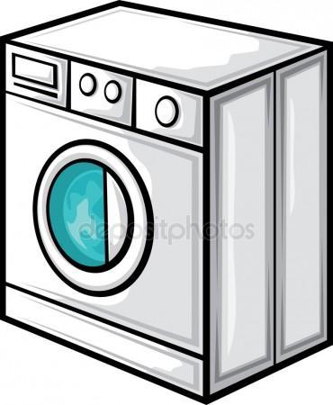370x450 Washing Machine Door Stock Vectors, Royalty Free Washing Machine