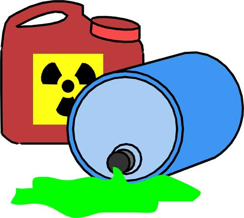 495x442 Toxic Clipart Chemical Waste