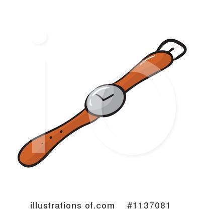 400x420 Wrist Watch Clipart