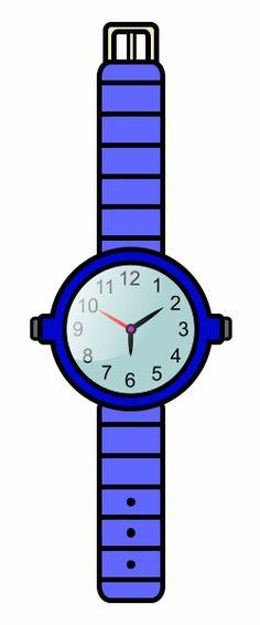 236x566 Cartoon Wrist Watch Clip Art Watch Cartoon Cartoon