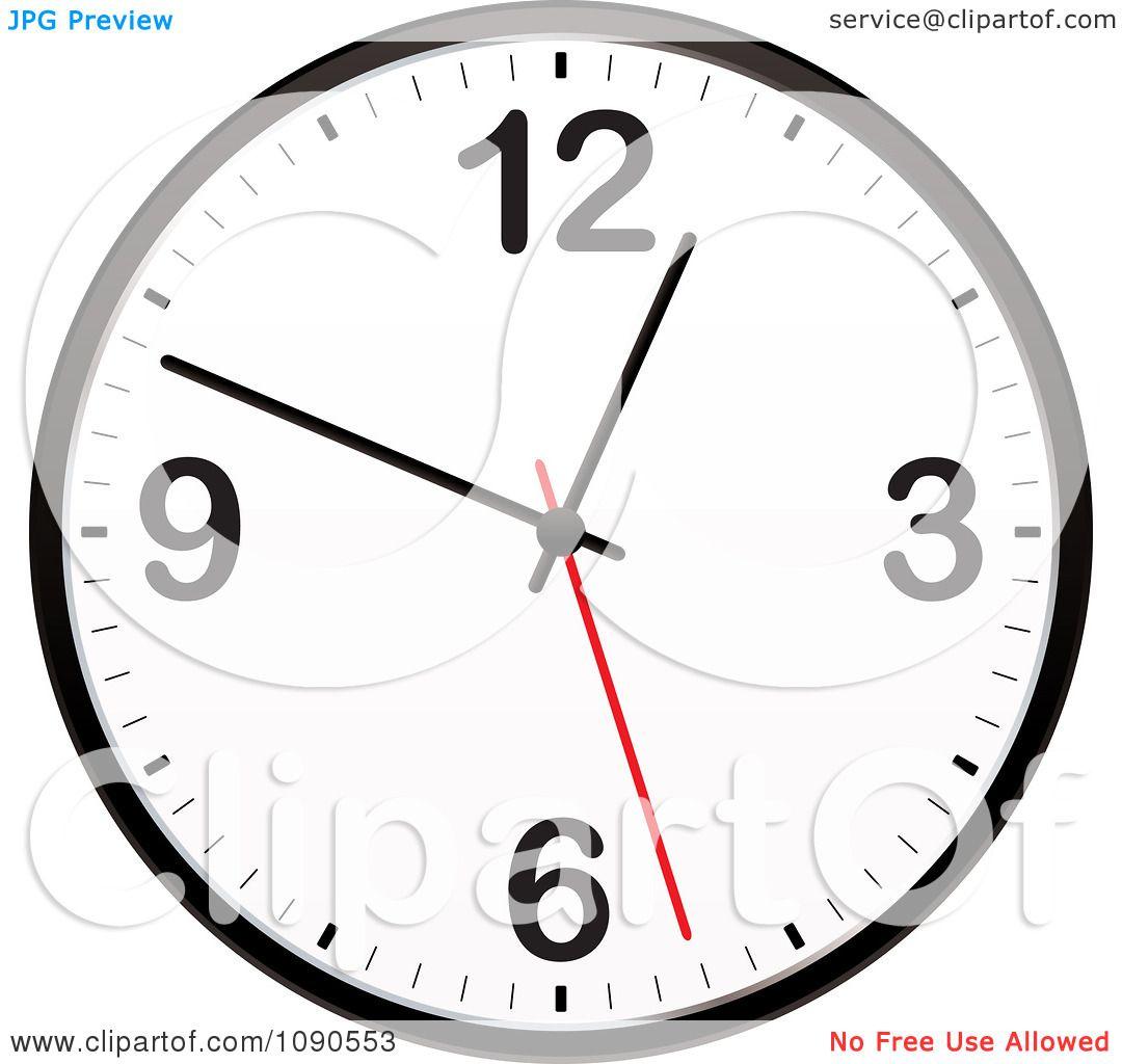 1080x1024 Clip Art Wall Clock