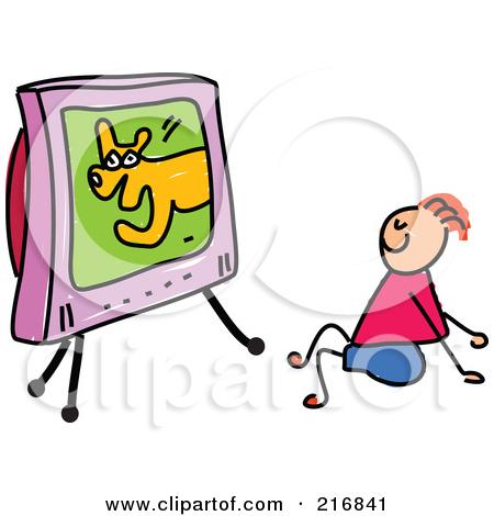 450x470 Tv Clipart Tv Show