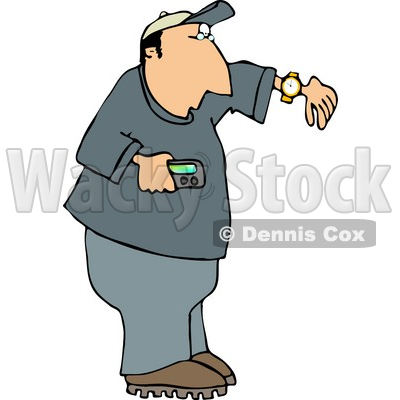 400x400 Wrist Watch Clipart Free