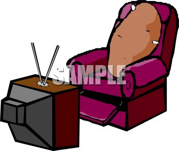 350x297 And Tv Clipart