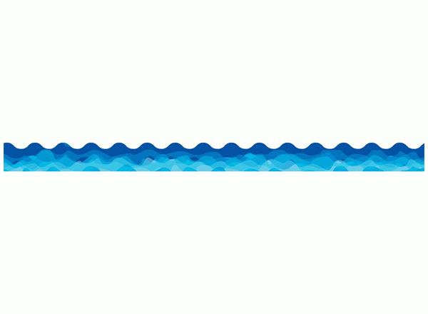 600x440 Waves water wave border clipart 3