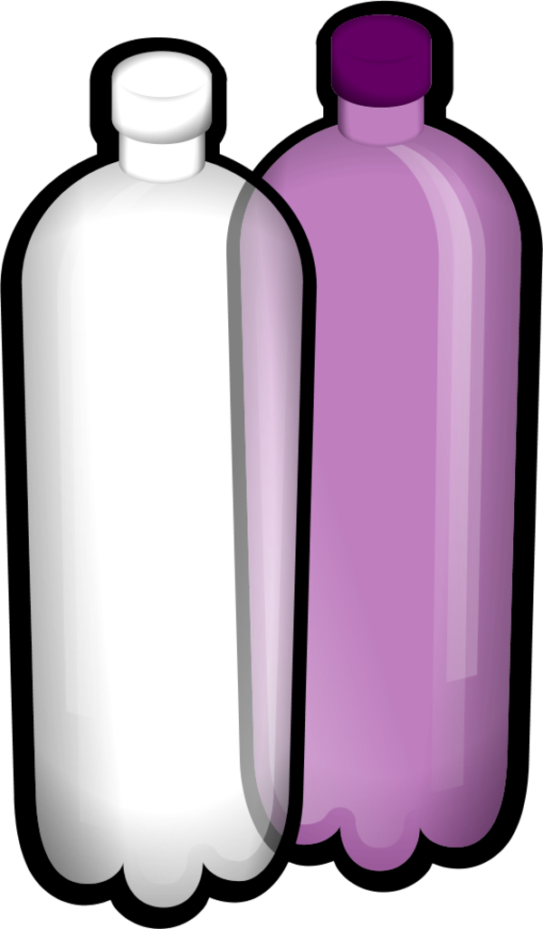 600x1026 Empty Bottle Clipart