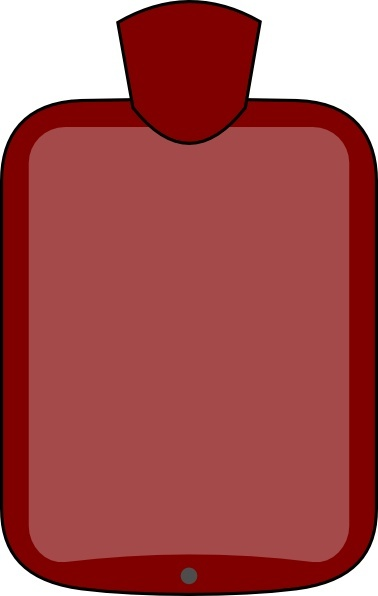 378x596 Karderio Hot Water Bottle Clip Art Free Vector In Open Office