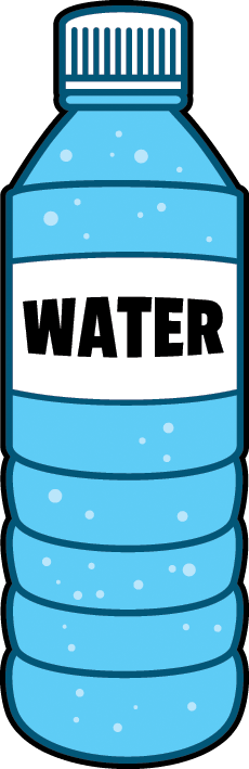 230x709 Bottle Clipart Water Bottle