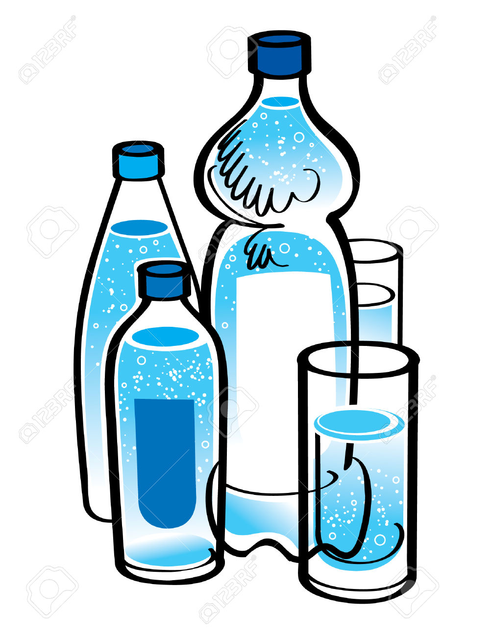 1004x1300 Bottle Clipart Bottled Water