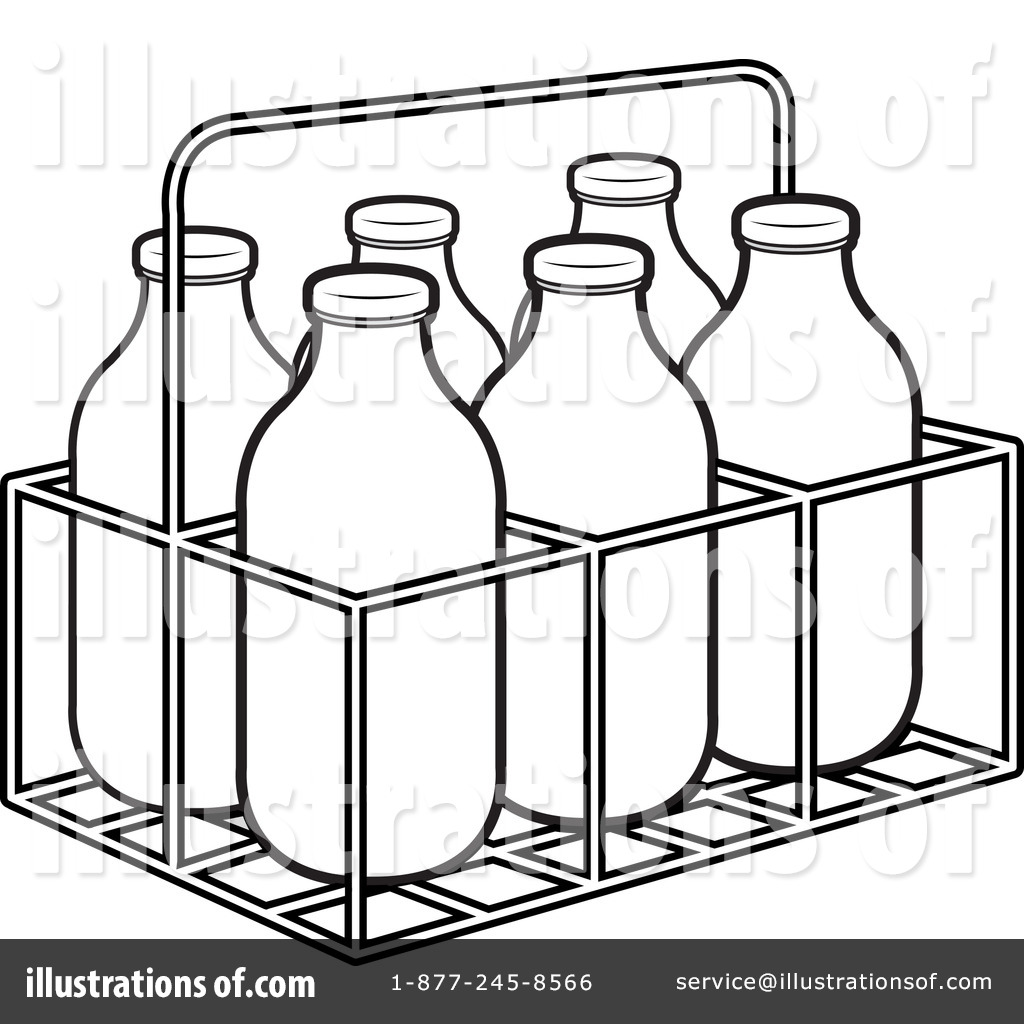 1024x1024 Milk Bottle Clipart