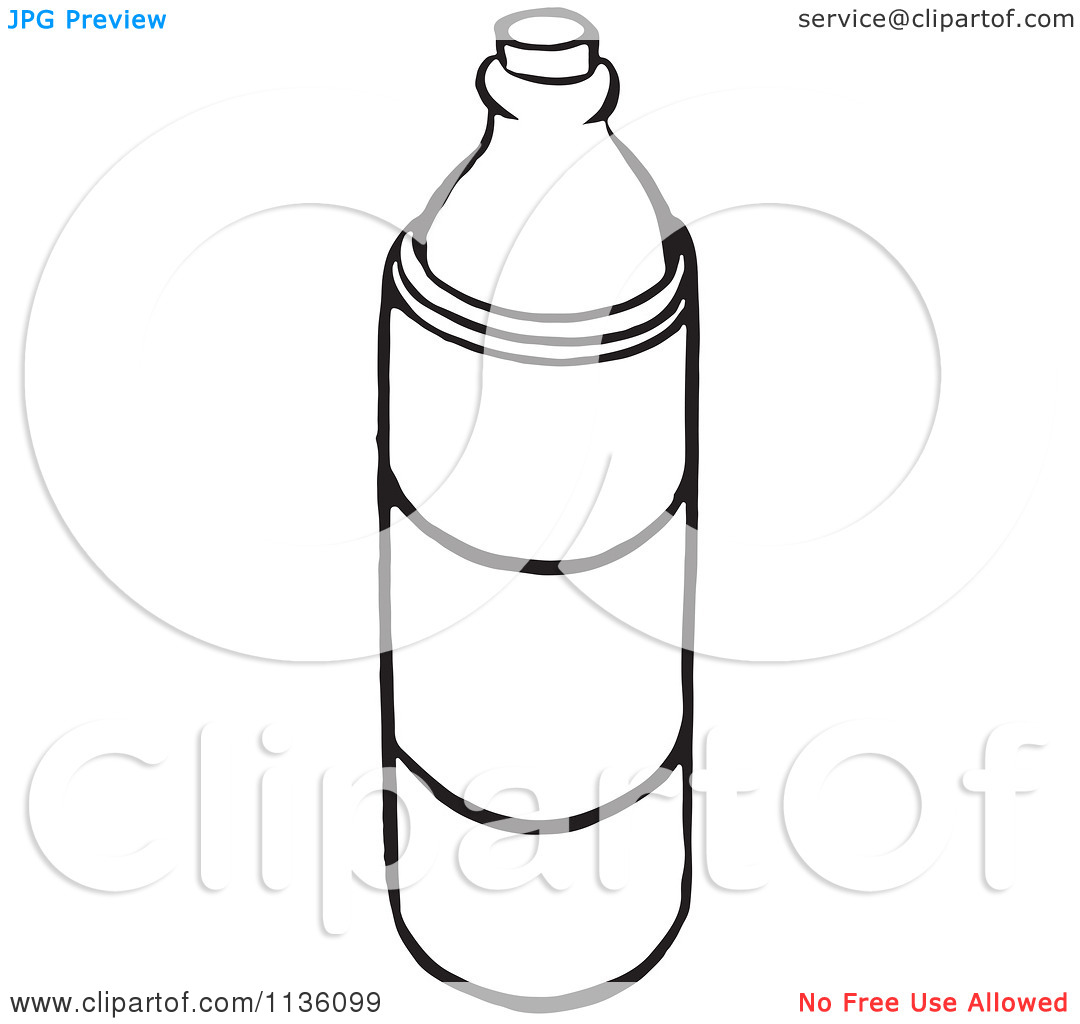 1080x1024 Mini Alcohol Bottle Clipart