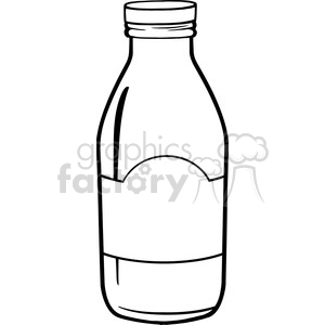 Water Bottle Clipart Black And White | Free download best ...