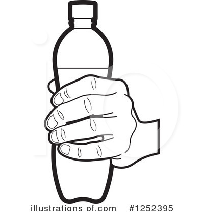 400x420 Water Bottle Clipart