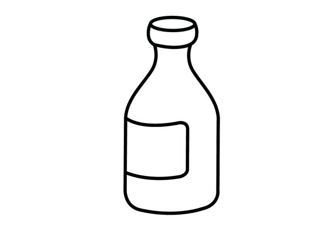 640x453 Unbelievable Surprising Water Bottle Coloring Page Image Pages 5