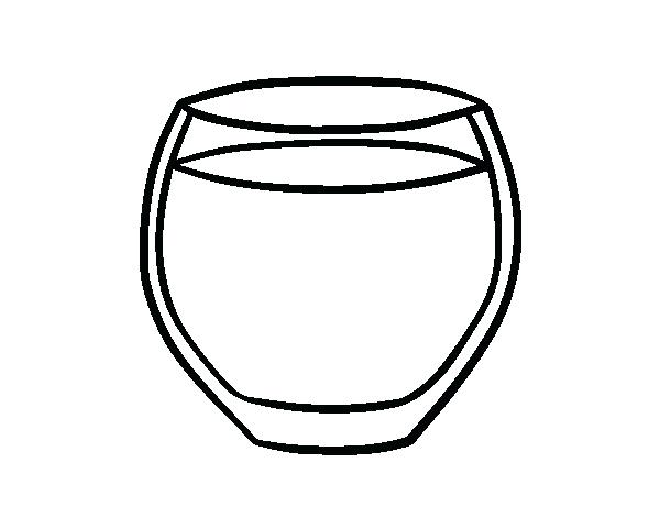 600x470 Unbelievable Surprising Water Bottle Coloring Page Image Glass