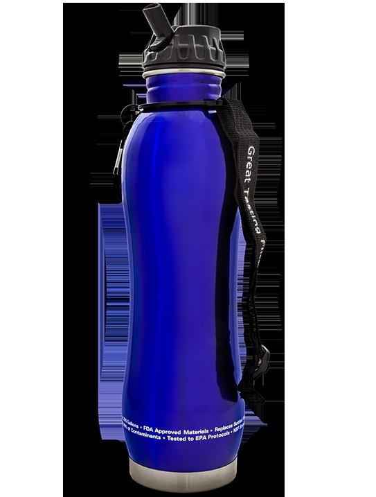 543x717 Ph2o Stainless Steel Bottle The Jim Bakker Show Store