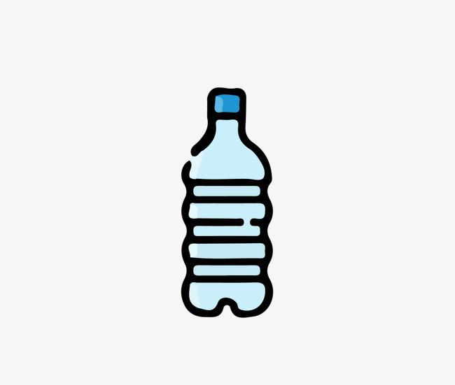 650x551 Blue Water Bottle, Blue, Drinks, Mineral Water Bottle Png