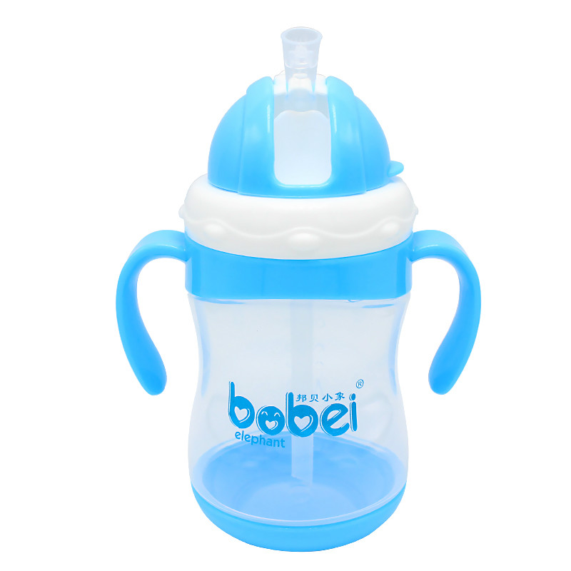 800x800 Baby Straw Straw Leak Proof Cup With Handle Portable Lovely