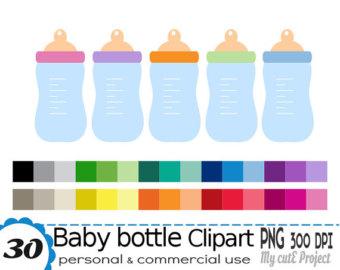 340x270 Bottles Clipart Etsy