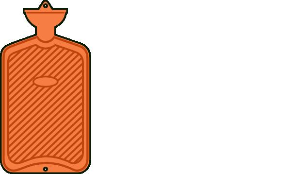 600x358 Hot Water Bottle Clip Art