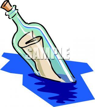 312x350 Message In A Bottle