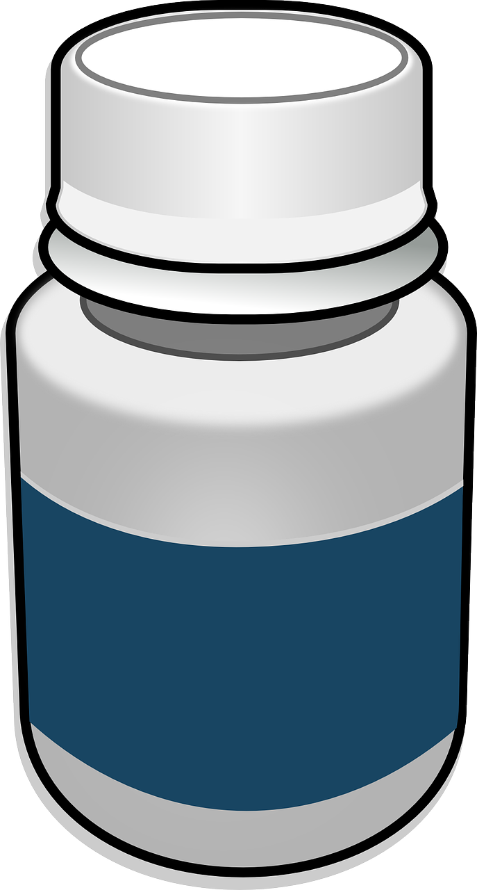 687x1280 Pill Bottle Clipart Many Interesting Cliparts
