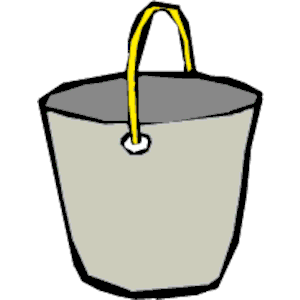 300x300 Bucket Clipart, Cliparts Of Bucket Free Download (Wmf, Eps, Emf