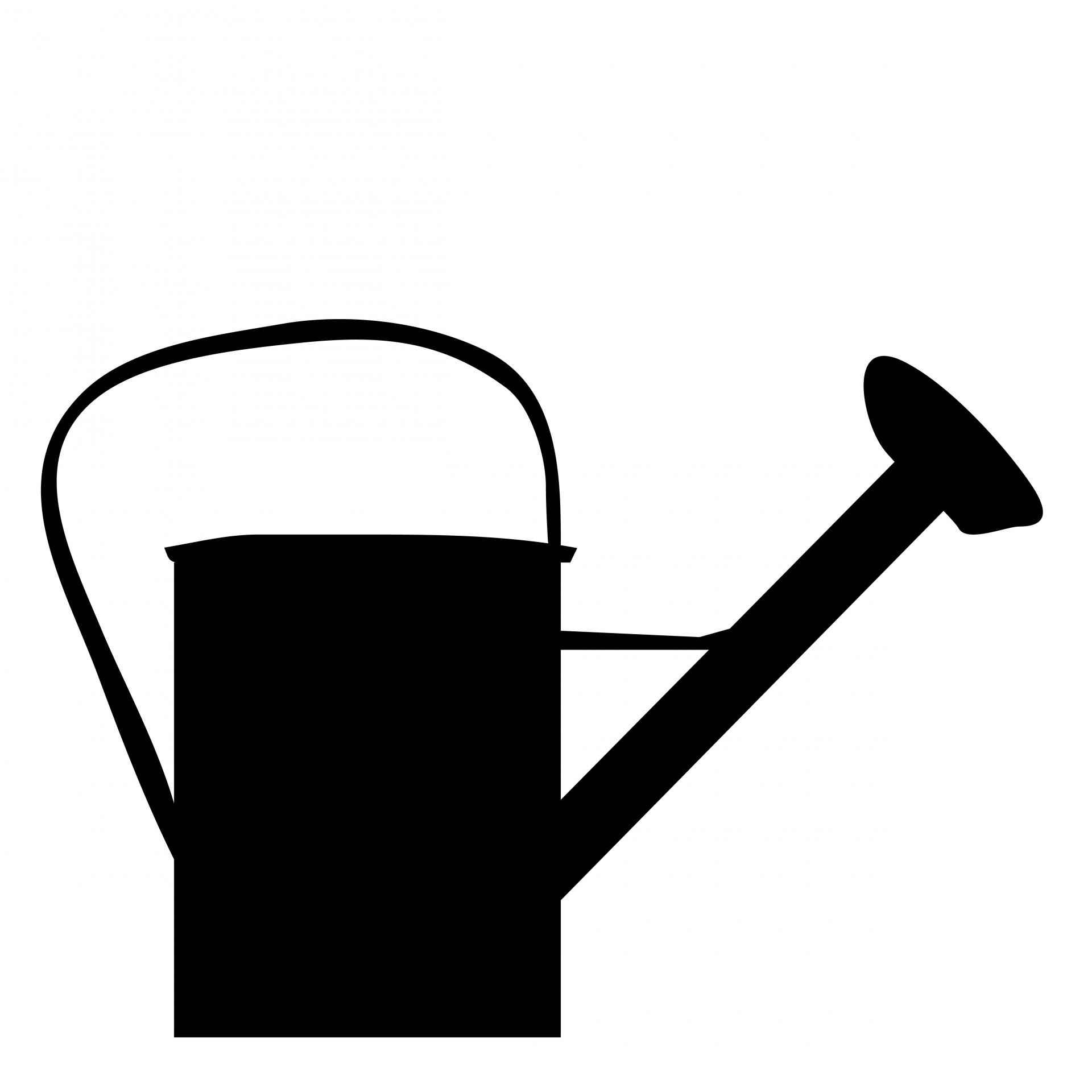 1920x1920 Watering Can Clipart Regadera