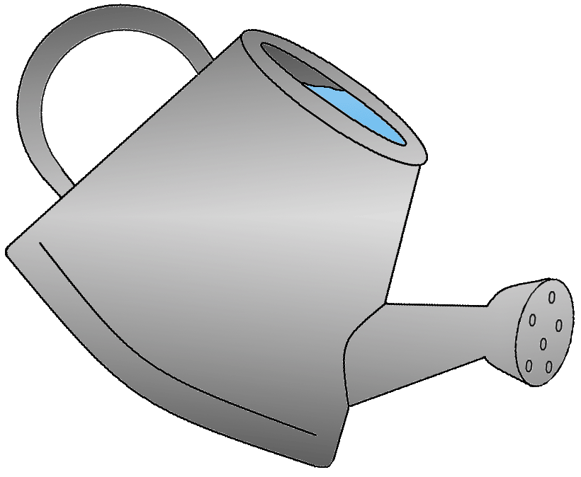 820x674 Watering Can Clipart Water Can