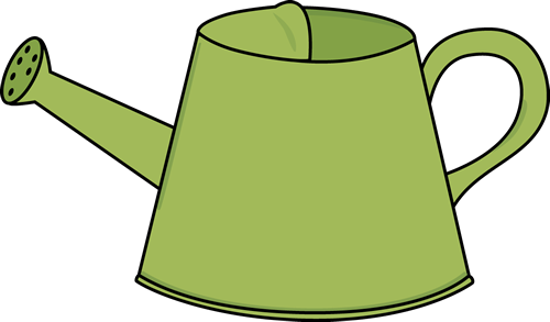 500x293 Watering Can Clip Art Free Clipart Images 3